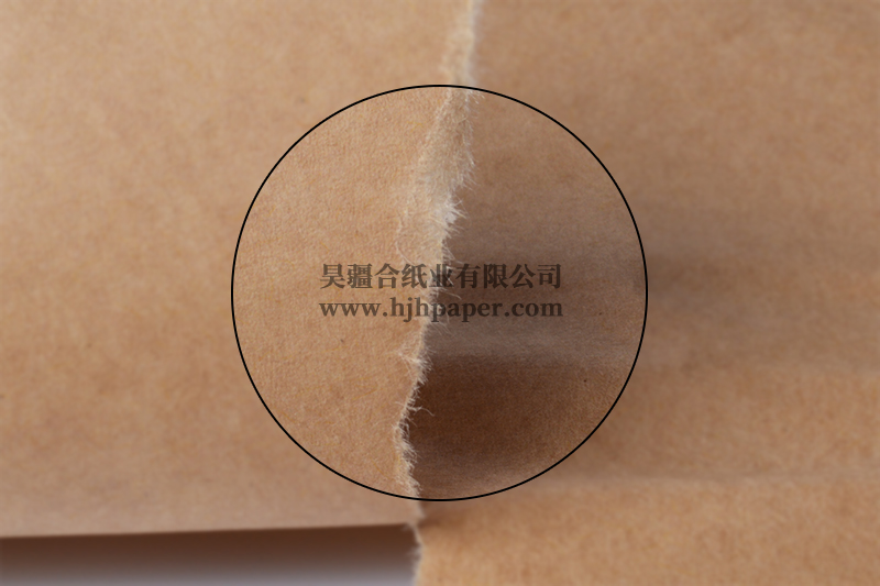伸性黄牛皮纸